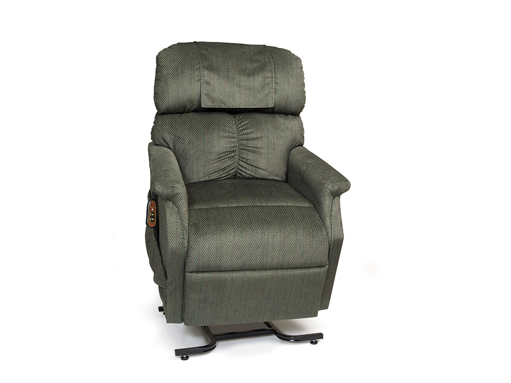 Photo of Comforter lift chair in Evergreen.