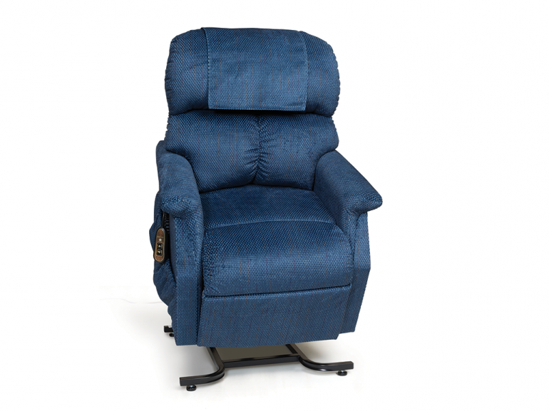 Photo of the Comforter lift chair in Admiral.