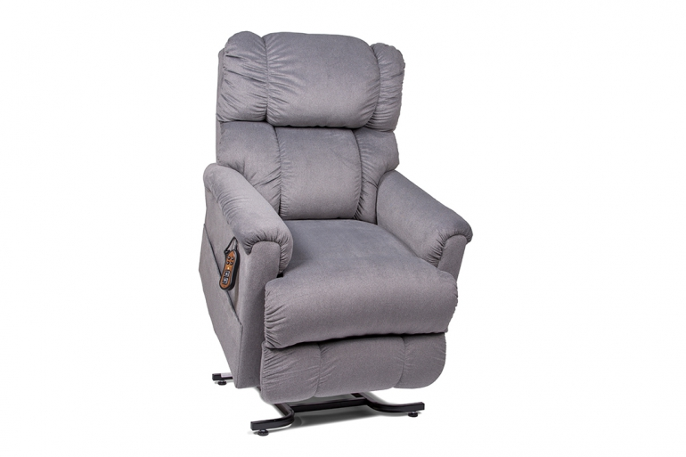 Photo of the Imperial lift chair in the sterling color.