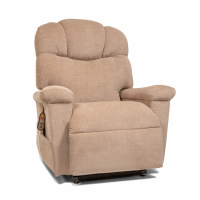 Photo of the Orion lift chair in sitting position. thumbnail