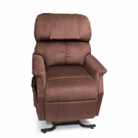Photo of Comforter lift chair in Palomino. thumbnail