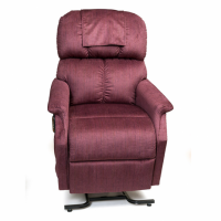 Photo of Comforter lift chair in Cabernet. thumbnail