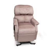 Photo of Comforter lift chair in Pearl. thumbnail