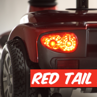 Photo of the Tail Lights. thumbnail