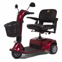 Photo of the Companion Scooter mid-size three-wheel.