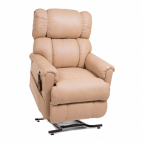 Photo of the Imperial lift chair in standing position. thumbnail
