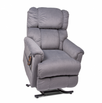 Photo of the Imperial lift chair in the sterling color. thumbnail