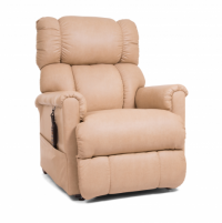 Photo of the Imperial lift chair in sitting position. thumbnail