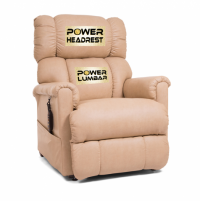 Photo of the Imperial Lift Chair with Stickers