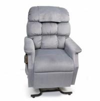 Photo of the Cambridge lift chair in Sterling. thumbnail